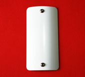 Flagpole Hatch Cover For White Flagpole 10mtr