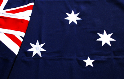 Australian Fully Sewn Flag by Adwareflags.com