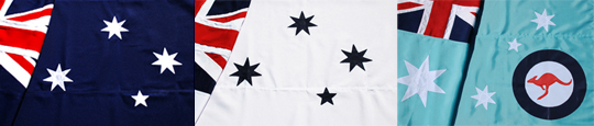 Quality Flags ready for immediate delivery - RAN & RAAF Ensign Restricted Sales