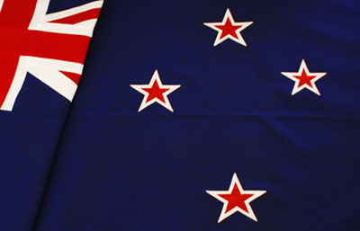 New Zealand Fully Sewn Flag by Adwareflags.com