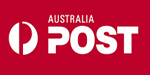 Flags delivered by Australia Post Express or Registered