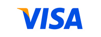 VISA MasterCard American Express Cards Accepted