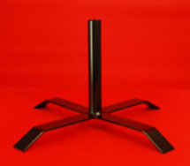 Indoor Flagpole Floor Stand Base Steel