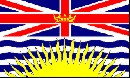 British Colombia Flag