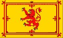 Scottish Royal Standard Flag