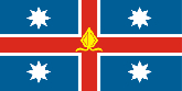 Anglican Church Of Australia Flag