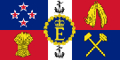 NZ Royal Standard Flag